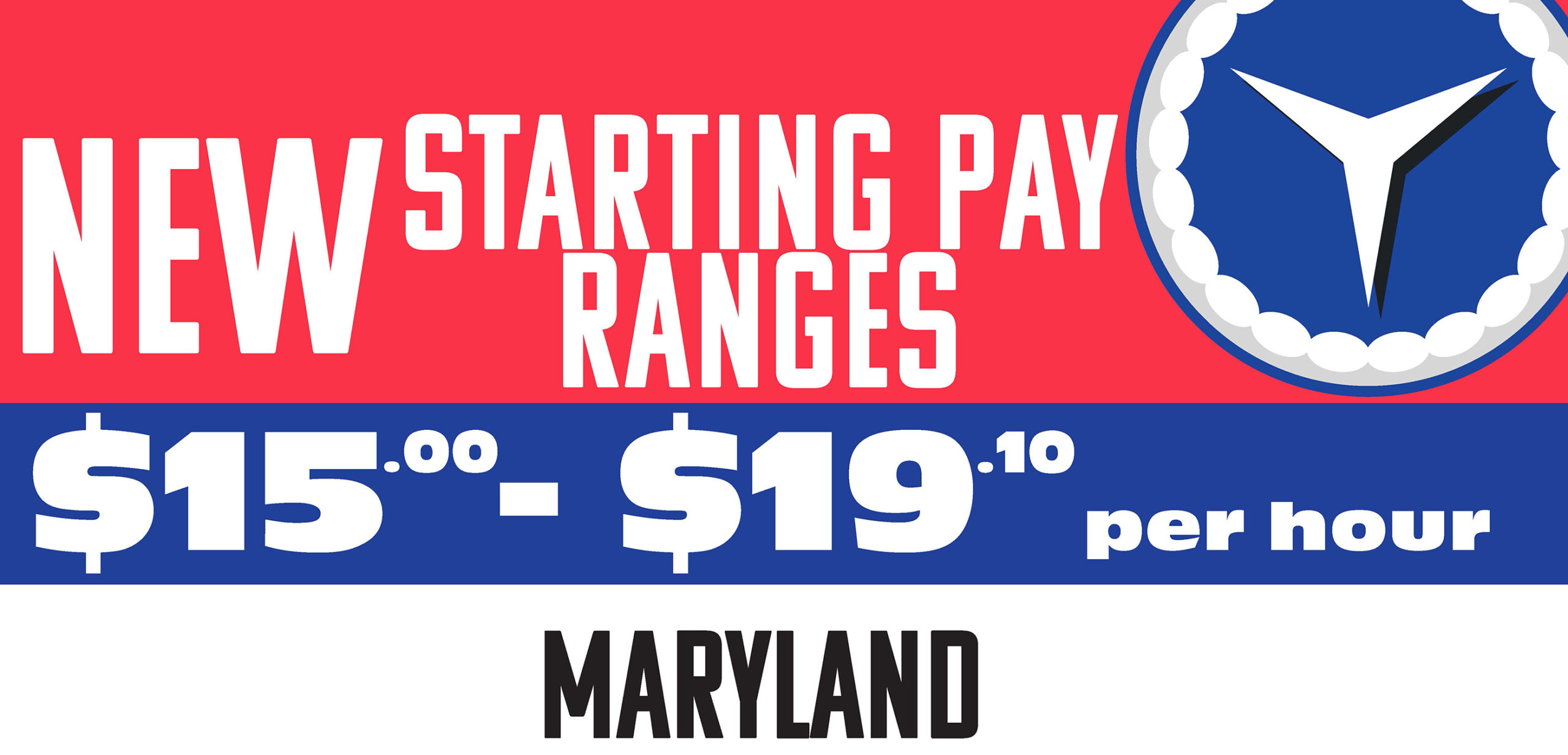 Maryland Pay Rate Website
